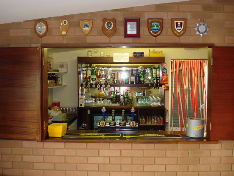 Much Hadham Bowling Club Bar